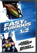 Fast And Furious Collection: 1 And 2 , Vin Diesel