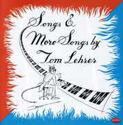 Songs & More Songs By Tom Lehrer , Tom Lehrer