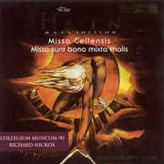 Missa Cellensis /  Missa Sunt Bona Mixta Malis , Invocation