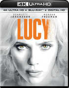 Lucy , Morgan Freeman