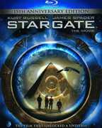 Stargate [Widescreen] [15th Anniversary Edition] [Extended Cut] , Kurt Russell