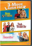 3-Movie Laugh Pack: Bird on a Wire /  Death Becomes Her /  Housesitter , Goldie Hawn