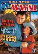 John Wayne Triple Feature 4 , John Wayne