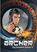 Archer: The Complete Season 6 , H. Jon Benjamin