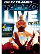 Express Live , Billy Blanks