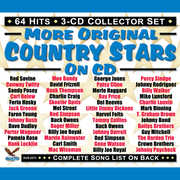 More Original Country Stars On Cd /  Various , Various Artists