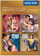 TCM Greatest Classic Legends Film Collection: Natalie Wood , Rosalind Russell