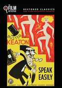 Speak Easily , Buster Keaton
