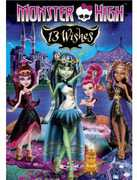 Monster High 13 Wishes , Evan Smith