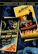 Frankenstein Meets Wolf Man & House Frankenstein , John Carradine
