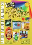 Lots & Lots Of Animal Stories For Kids V4 Froggies