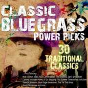 Classic Bluegrass Power Picks-30 /  Various , Various Artists