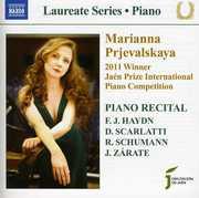 Piano Laureate Series , Marianna Prjevalskaya