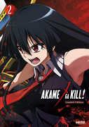 Akame Ga Kill 2 (Premium Box Set)