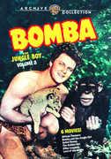 Bomba the Jungle Boy: Volume 2 , Johnny Sheffield