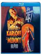 The Mummy , Boris Karloff