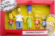 Simpson Mini Family Set