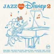 Jazz Loves Disney 2: A Kind Of Magic (Various Artists) , Various Artists