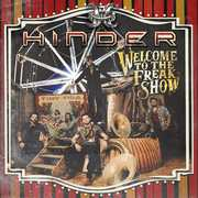 Welcome to the Freakshow [Explicit Content] , Hinder