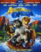 Alpha and Omega , Edie Lehmann-Boddicker