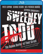 Sweeney Todd: The Demon Barber Of Fleet Street In Concert , Patti LuPone
