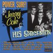 Power Surf: Best of , Jerry Cole