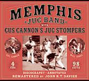 Gus Cannon's Jug Stompers , Memphis Jug Band