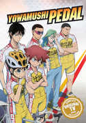 Yowamushi Pedal Complete First Series