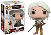 FUNKO POP! GAMES: Witcher - Ciri