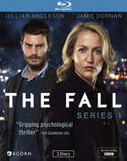 Fall: Series 1 , Gillian Anderson