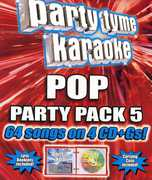 Party Tyme Karaoke: Pop Party Pack 5 /  Various , Various Artists