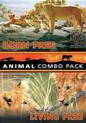 Born Free /  Living Free (Animal Combo Pack) , Candace Cameron Bure