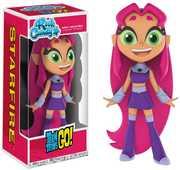 FUNKO ROCK CANDY: Teen Titans Go! - Starfire