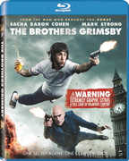 The Brothers Grimsby , Sacha Baron Cohen