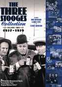 The Three Stooges Collection: Volume 2: 1937-1939 , Bobby Burns
