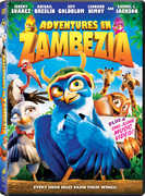 Adventures in Zambezia , Abigail Breslin