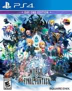World of Final Fantasy for PlayStation 4