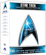 Star Trek: Original Motion Picture Collection , Leonard Nimoy