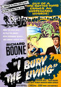I Bury the Living , Richard Boone