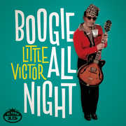 Boogie All Night [Import] , Little Victor