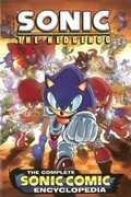 The Complete Sonic the Hedgehog Comic Encyclopedia (Archie Comics)