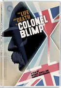 Life And Death of Colonel Blimp (Criterion Collection) , Spencer Trevor