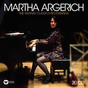 Warner Classics Recordings , Martha Argerich