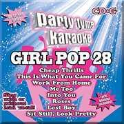 Party Tyme Karaoke: Girl Pop, Vol. 28 /  Various , Various Artists