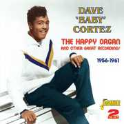 "Happy Organ [Import] , Dave ""Baby"" Cortez"