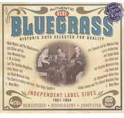 Bluegrass: Independent Sides 1951-1954 /  Various , Various Artists