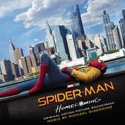 Spider-Man: Homecoming (Music From The Motion Picture) , Michael Giacchino