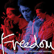 Freedom: Atlanta Pop Festival (2CD) , Jimi Hendrix