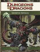 Monster Manual: Core Rule Book, 4th Edition (Dungeons & Dragons, D&D)