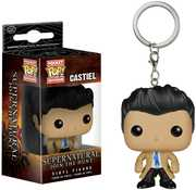 Funko Pocket Pop! Keychain: Supernatural - Castiel